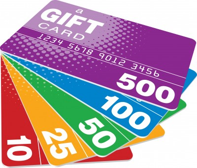 Make sure your gift card gift is a real value