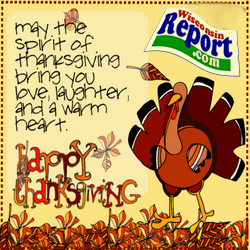 Happy Thanksgiving from WisconsinReport.com