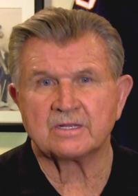 Former Player, Hall of Famer, Commentator, and NFL Coach Mike Ditka