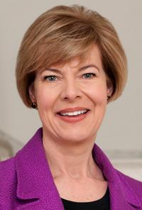 Wisconsin's United States Senator Tammy Baldwin (D)
