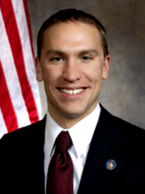 Wisconsin State Senator Chris Larson (D-Milwaukee).